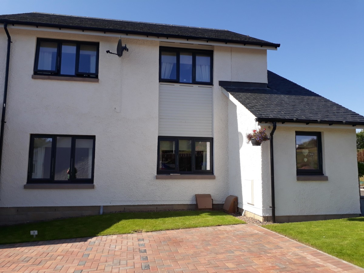 Kirkton Brae, Stonehaven- all properties are currently let
